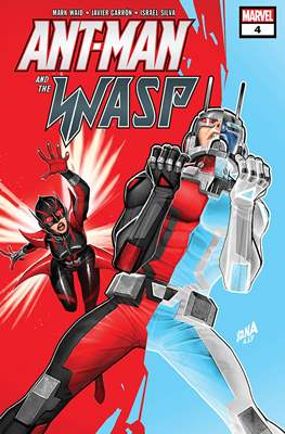 Ant-Man and The Wasp (Comic Book) #4