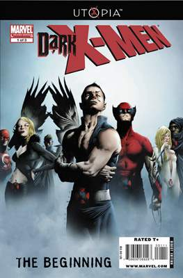 Dark X-Men: The Beginning (Comic Book) #1