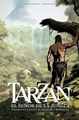 Tarzán El señor de la jungla (Cartoné 84 pp)