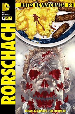Antes de Watchmen: Rorschach (Grapa 32 pp) #2