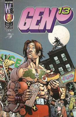 Gen 13. Vol. 2 (Grapa 24-32 pp) #27
