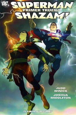 Superman / Shazam! Primer trueno