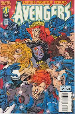 The Avengers Vol. 1 (1963-1996) (Grapa) #389