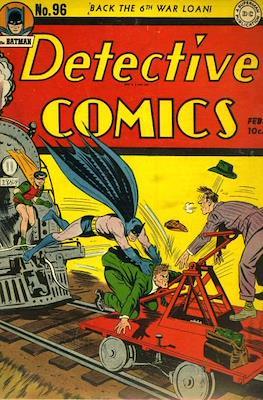 Detective Comics Vol. 1 (1937-2011; 2016-) (Comic Book) #96
