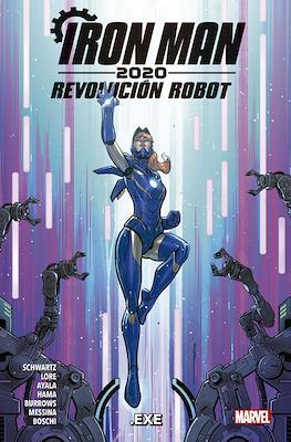 Iron Man 2020: Revolución Robot .exe