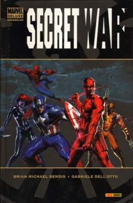 Secret War. Marvel Deluxe