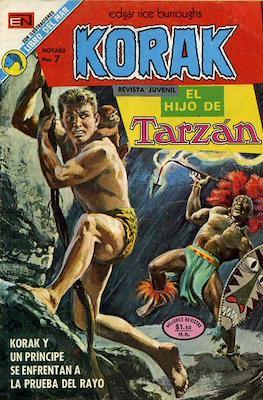 Korak, el hijo de Tarzán (Grapa 36 pp) #15