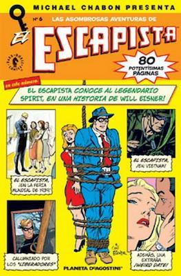Michael Chabon presenta: las asombrosas aventuras de El Escapista #6
