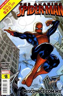 The Amazing Spider-Man (2005-2013) (Grapa) #8