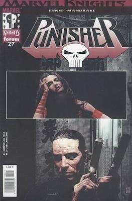 Marvel Knights: Punisher Vol. 2 (2002-2004) (Grapa 24 pp) #27