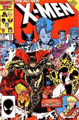 Uncanny X-Men Vol. 1 Annuals (1963-2011) #10
