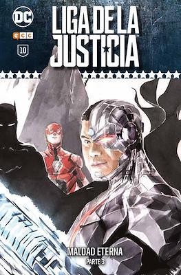 Liga de la Justicia (Coleccionable semanal) (Cartoné 120 pp) #10