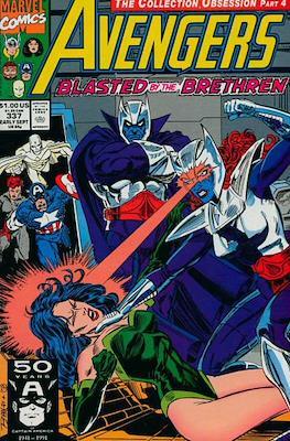 The Avengers Vol. 1 (1963-1996) (Grapa) #337