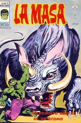 La Masa Vol. 3 (1975-1980) (Rústica 40-48 pp) #26