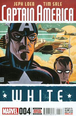 Captain America: White (Comic Book) #4