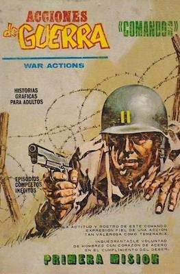 Acciones de Guerra (Rústica) #1