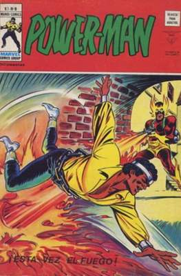 Power Man Vol. 1 #9