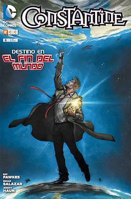 Constantine. Nuevo Universo DC (Rústica.) #6