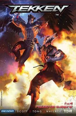 Tekken: Feudo de sangre