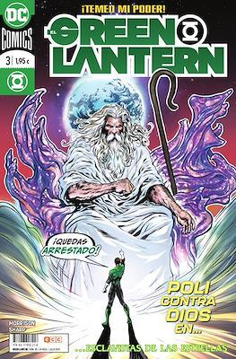 Green Lantern. Nuevo Universo DC / Hal Jordan y los Green Lantern Corps. Renacimiento (Grapa) #85/3