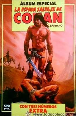 La Espada Salvaje de Conan - Álbum especial (Retapados) #15