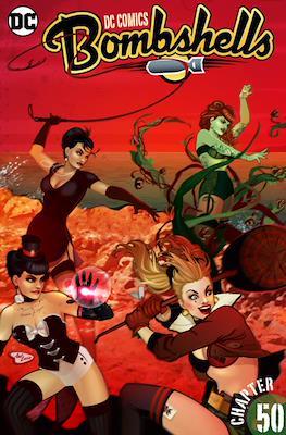 DC Comics: Bombshells (Digital) #50