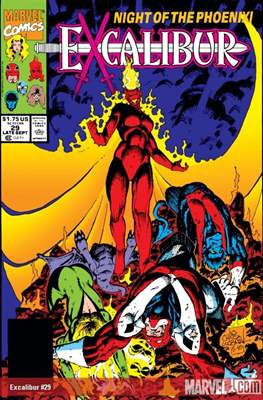 Excalibur Vol. 1 (Comic Book) #29
