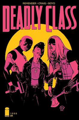 Deadly Class (Comic-book) #23