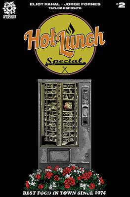 Hot Lunch Special (Comic Book) #2