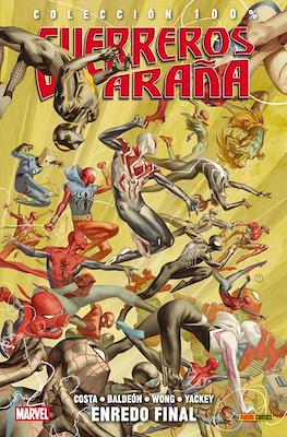 Guerreros Araña (2016-2017).100% Marvel (Rústica con solapas.) #2