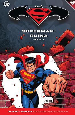 Batman y Superman. Colección Novelas Gráficas (Cartoné) #55