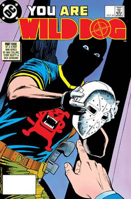 Wild Dog (Comic-book) #4