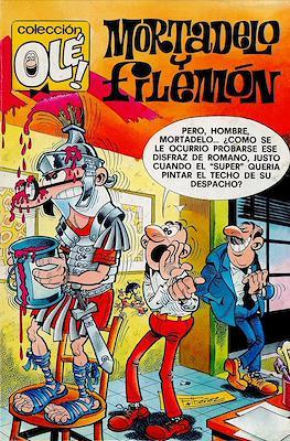 Colección Olé! 1ª etapa (Rústica 64 pp) #57