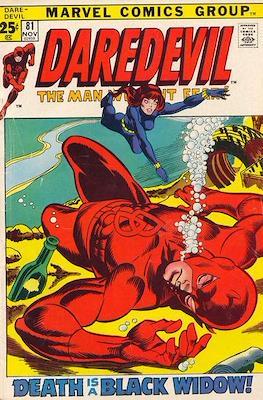 Daredevil Vol. 1 (1964-1998) (Comic Book) #81