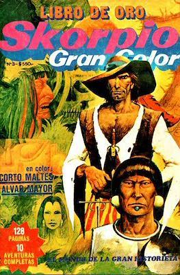 Skorpio - Libro de Oro (Rústica (1974)) #3