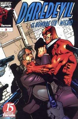 Daredevil Vol. 4 (1998-1999) (Rústica.) #3