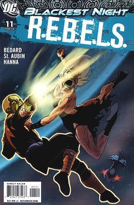 R.E.B.E.L.S. (2009-2011) #11