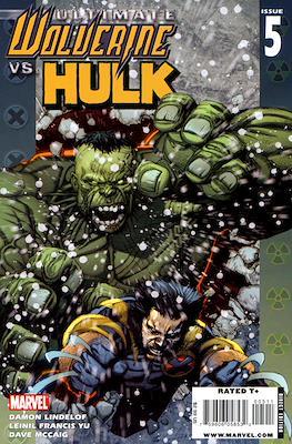 Ultimate Wolverine vs. Hulk (Comic-book) #5
