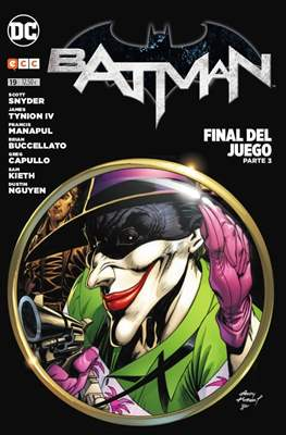Batman: Nuevo Universo DC #19