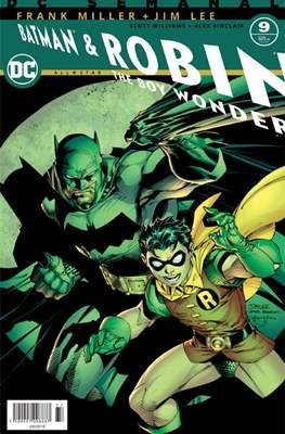 Batman & Robin, The Boy Wonder (Grapa) #9