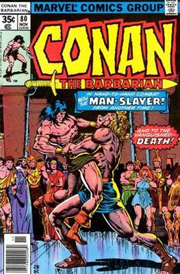 Conan The Barbarian (1970-1993) (Comic Book 32 pp) #80