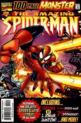 The Amazing Spider-Man Vol. 2 (1999-2014) (Comic-Book) #20