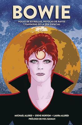 Bowie, Polvo de Estrellas, Pistolas de Rayos y Fantasías de la Era Espacial (Cartoné 160 pp) #