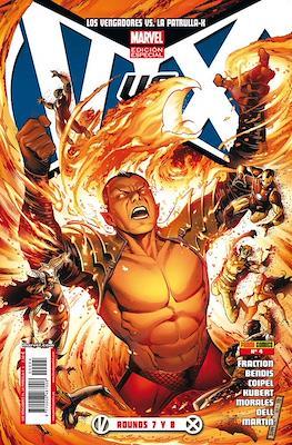 VS. Los Vengadores vs La Patrulla-X (Grapa) #4