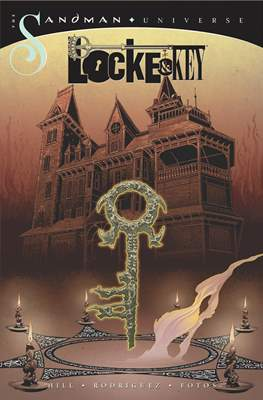 Locke & Key / The Sandman Universe: Hell & Gone