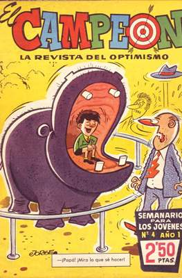 El Campeón (1960) (Grapa) #4