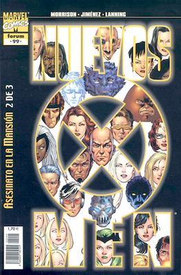 X-Men Vol. 2 / Nuevos X-Men (1996-2004) #99