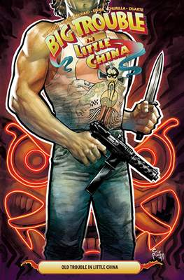Big Trouble in Little China (Paperback) #6