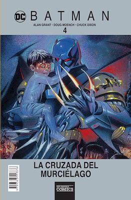 Batman. La cruzada del murciélago (Rústica) #4