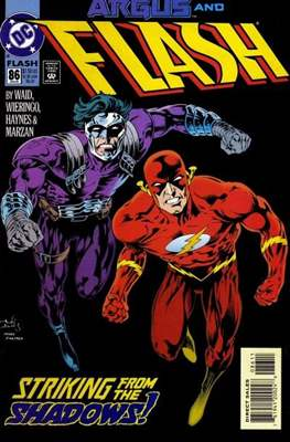 The Flash Vol. 2 (1987-2006) (Comic Book) #86